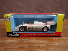 ancienne SOLIDO 1/43 PORSCHE 917/10 TC CAN AM Ref 18 (07/1973)