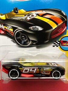 Hot Wheels 2017 Legends of Speed Flash Drive 6//10 Set of 2 Cars Black /& Red