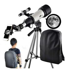 Telescope for Kids 70mm Apeture Travel Scope 400mm AZ Mount