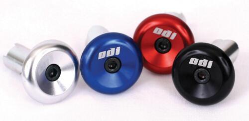 ODI aluminium End Plug-Rouge
