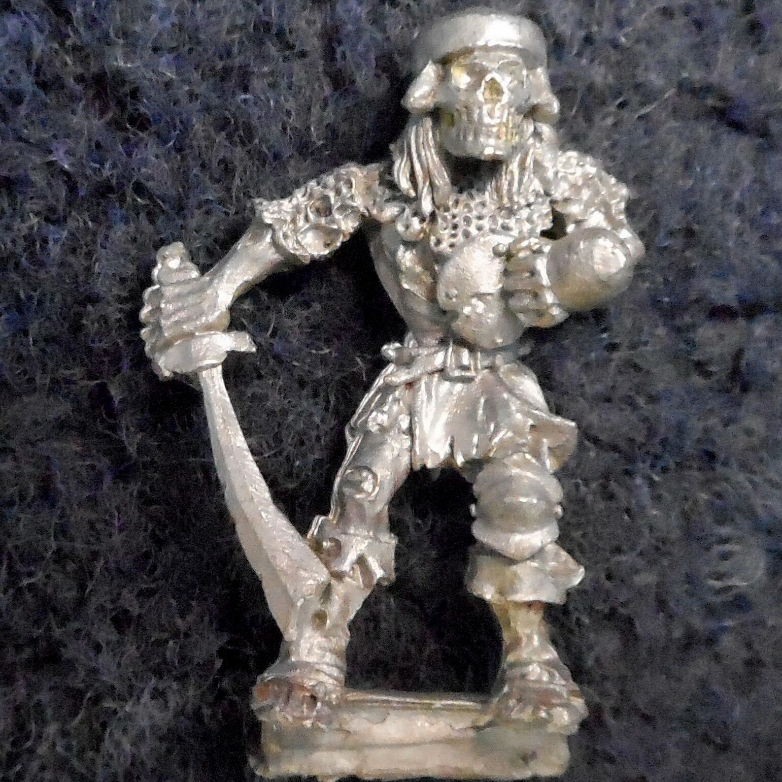 1985 Undead ME72 Sword 5 Dead Men of Dunharrow Lord of the Ring Skeleton Citadel