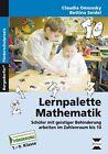Lernpalette Mathematik von Bettina Seidel und Claudia Omonsky (2015, Geheftet)