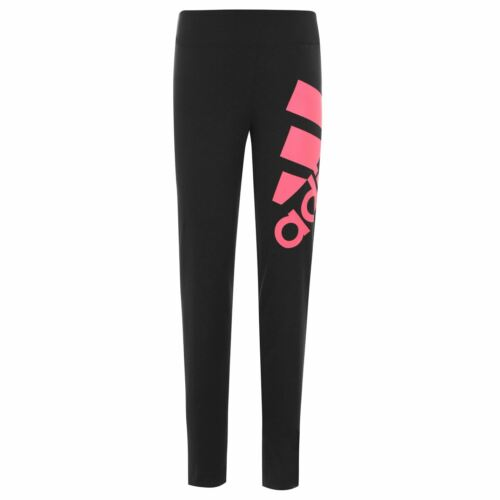 adidas MH BOS Tight Girls Performance Tights Pants Trousers Bottoms