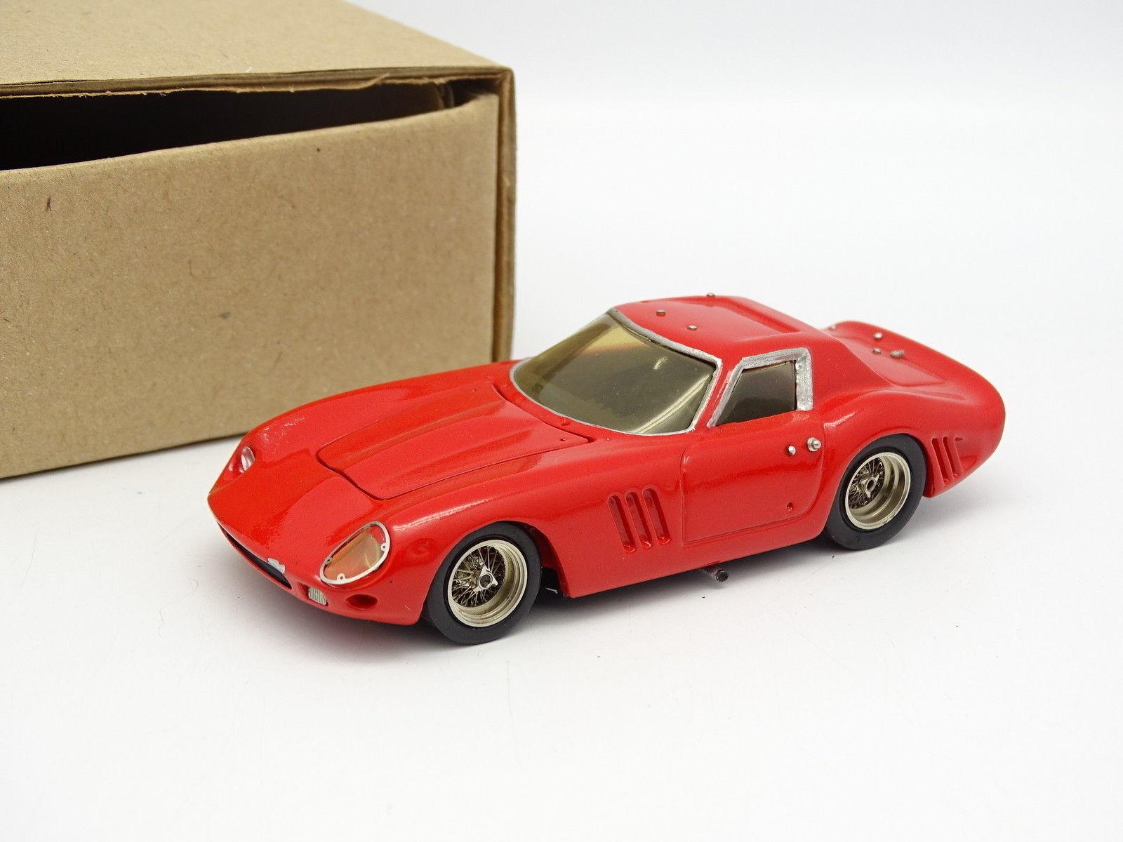 AMR Kit Monté 1 43 - Ferrari 250 GTO GTO GTO 1964 red d1336d