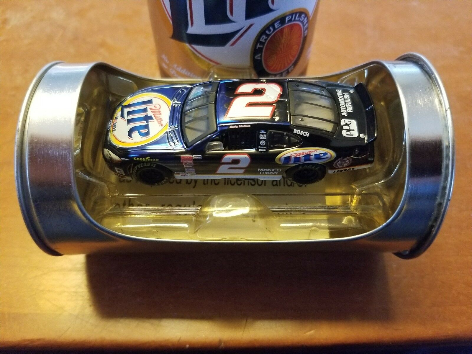 Action 2000 Ford Taurus Rusty Wallace Miller Lite 10th Anniversary of 7560