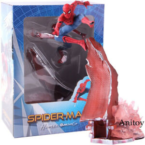 Marvel-Spider-Man-Homecoming-PVC-Statue-Figure-Model-Toy