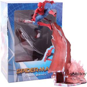 Marvel-Spider-Man-Heimkehr-PVC-Statue-Figur-Modell-Spielzeug