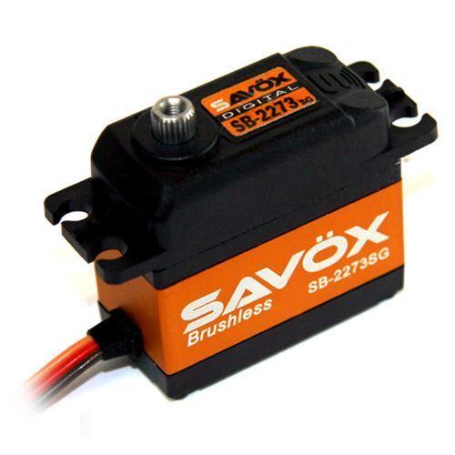 Savox High Voltage Brushless Digital 0.095 388.8 @7.4 - Savsb2273Sg