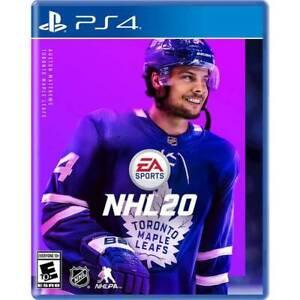 Electronic Arts NHL 20 PlayStation 4