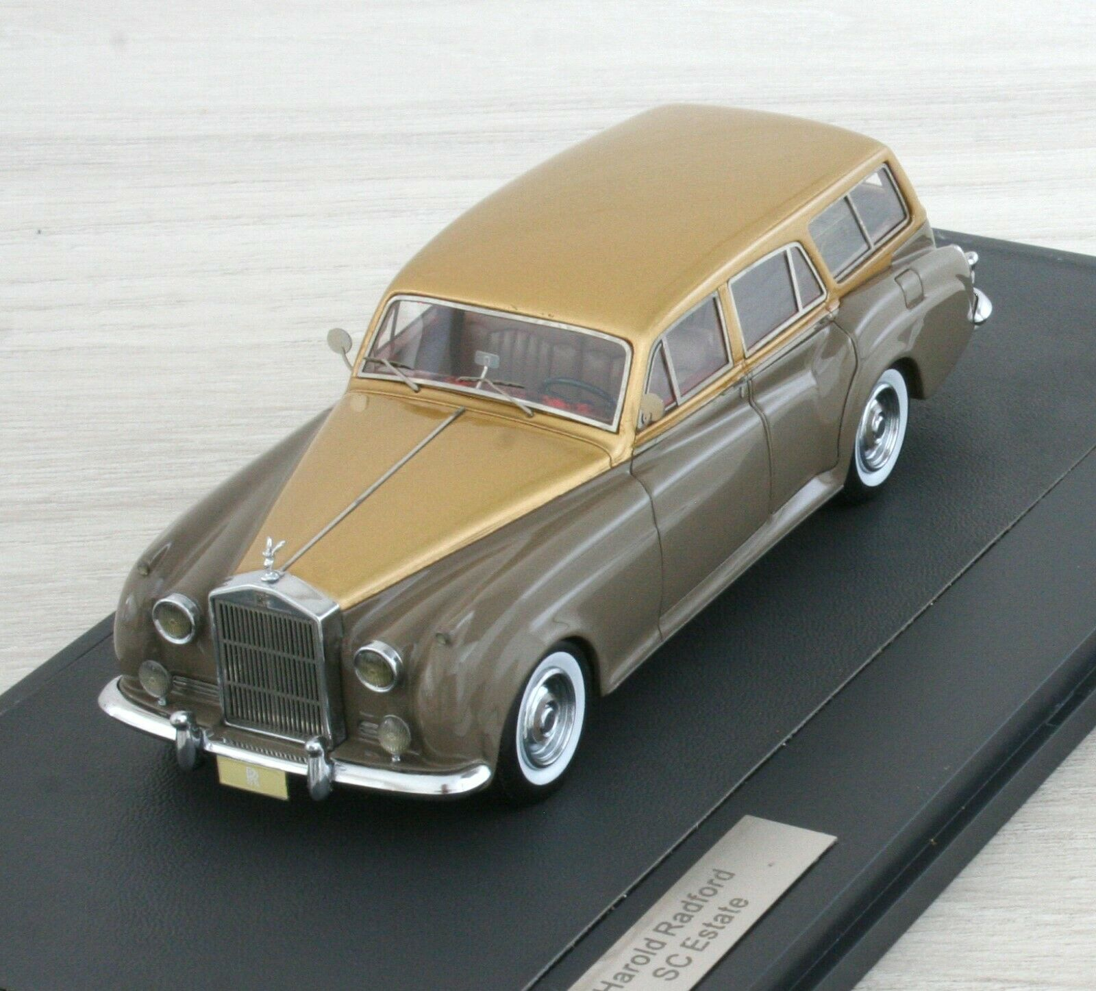 ROLLS ROYCE Harold Radford SC Estate 1959 - MATRIX MX 11705-072 - 1 43