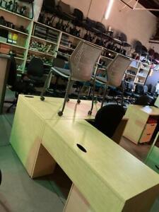 Meubles de bureau Guimond - Usagé, haut de gamme - Négociable Greater Montréal Preview