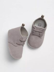 Gap Baby Boy / Girl Suede Boots Shoes