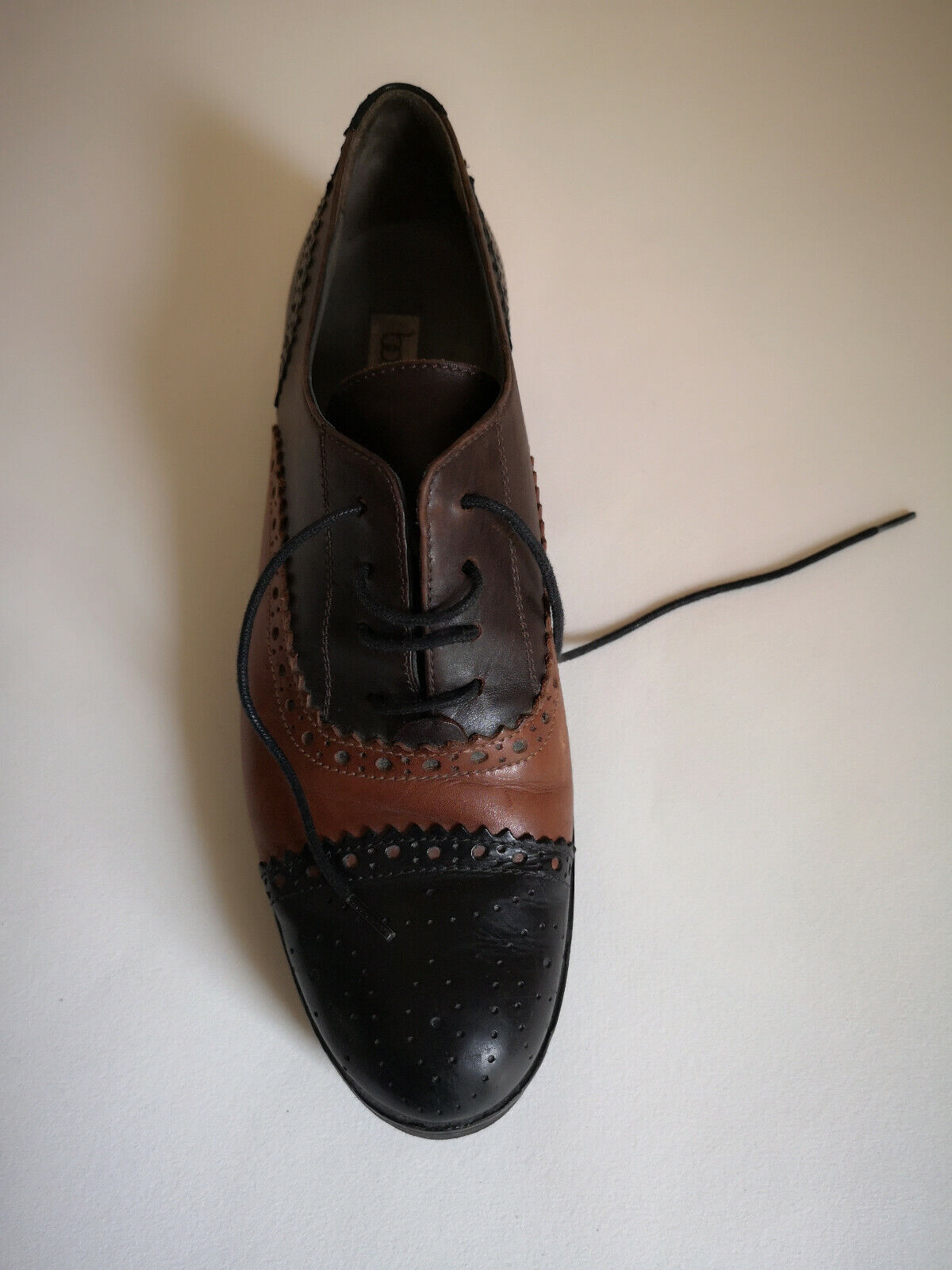 Les femmes Botticelli Cuir Plates chaussures Taille 36