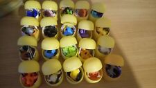 Kinder egg toys x 20 all new in capsules