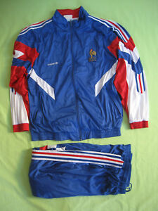 Survetement ADIDAS Equipe de France 90'S
