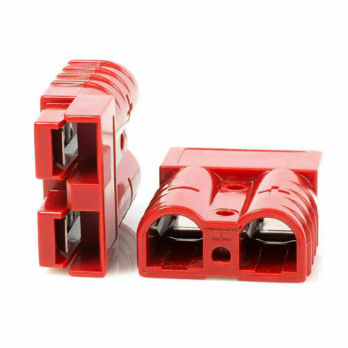 4X Car Truck  50A Battery Quick Connect Disconnect Winch Plug Connector Tool Set