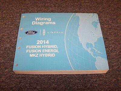 2014       Ford       Fusion    Energi    Hybrid    Electrical Wiring    Diagram