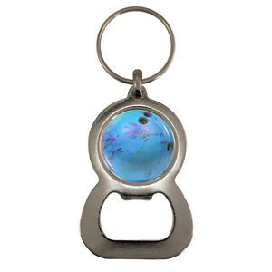 Blue-Bowling-Ball-Silver-Tone-Bottle-Opener-Keyring-ten-pin-ten-pin-bowl-BNIB