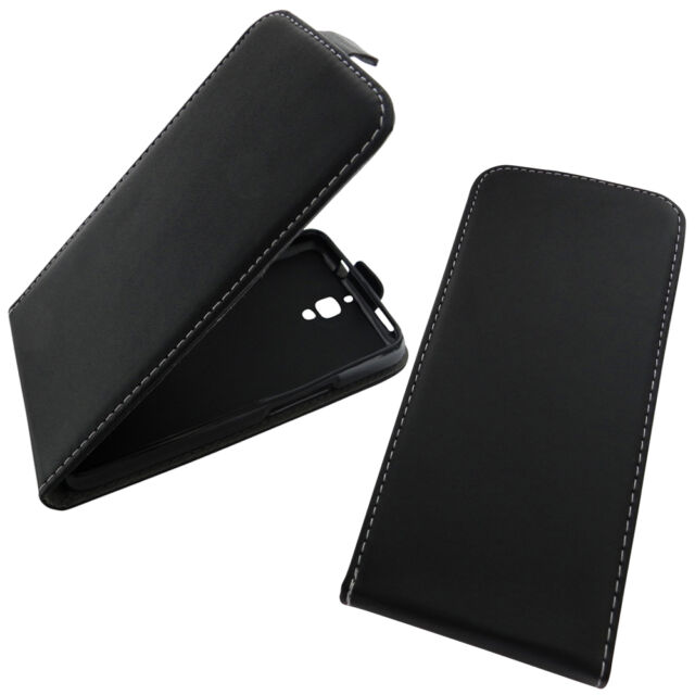 Flipcase für Lenovo Handytasche Hülle Klapp Tasche Kunstleder Flip Case Cover