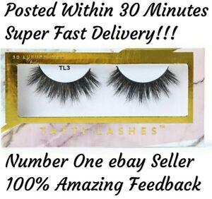 3b73ca2a425 Image is loading Tatti-Lashes-3D-Luxury-Mink-Strip-Eyelashes-Style-