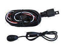 spotlight spot fog light wiring harness loom kit for honda crv hrv rh ebay com spotlight wiring harness perth np300 spotlight wiring harness