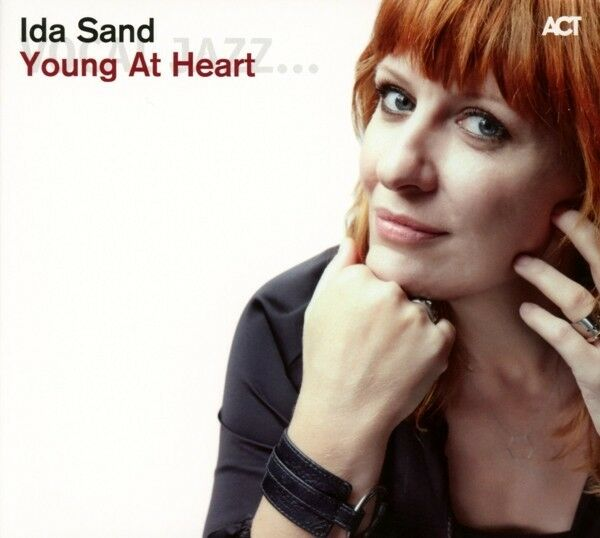 IDA SAND - YOUNG AT HEART  CD NEUF