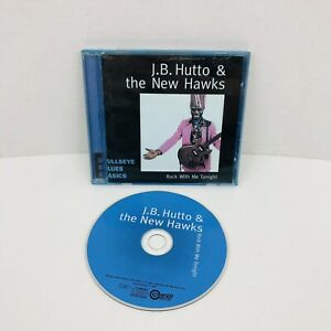 J-B-Hutto-amp-The-New-Hawks-Rock-With-Me-Tonight-CD-SLIDE-GUITAR-BLUES