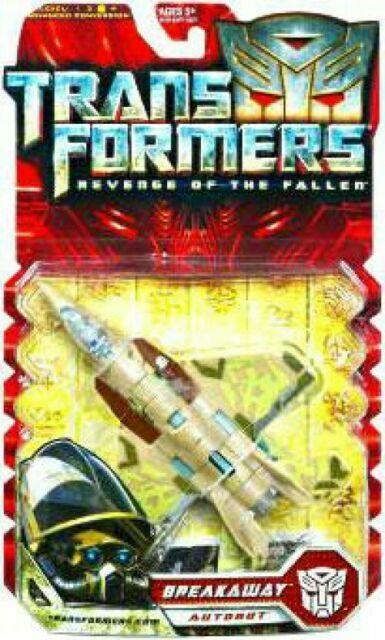 Revenge of the Fallen Transformers Deluxe Autobot Breakaway