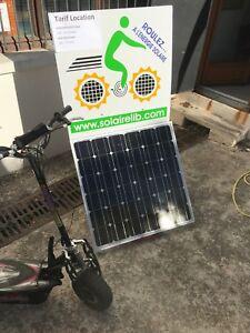 Borne-solaire-transportable-rechargement-velos-electriques-100WT-solairelib