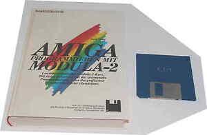 Programmieren mit Modula-2 Amiga-Programmierliteratur in Topzustand, sehr selten - Dreieck Essen Düsseldorf Wuppertal, Deutschland - Programmieren mit Modula-2 Amiga-Programmierliteratur in Topzustand, sehr selten - Dreieck Essen Düsseldorf Wuppertal, Deutschland
