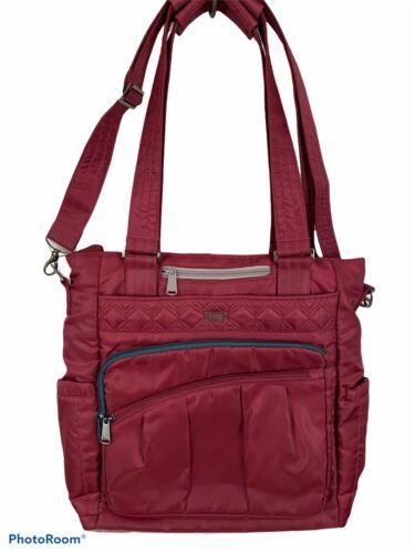 Lug Ace North South Convertible Bag Crossbody Tote