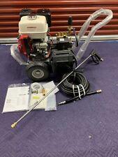 Landa Hd 4040 Ge 4000psi Direct Drive Electric Start Pressure Washer Gx390