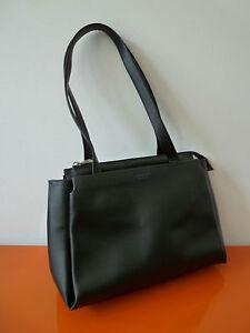 Mandarina-Duck-Ledertasche-Damentasche-Tasche-Schultertasche