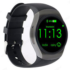 Bluetooth Smart Wrist Watch TF SIM Phone Mate For IOS Android iPhone Samsung HTC