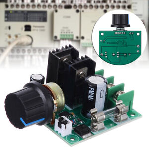 12V-40V-10A-PWM-DC-Motor-Speed-Controller-Dimmer-Voltage-Regulator-with-Knob-Kit