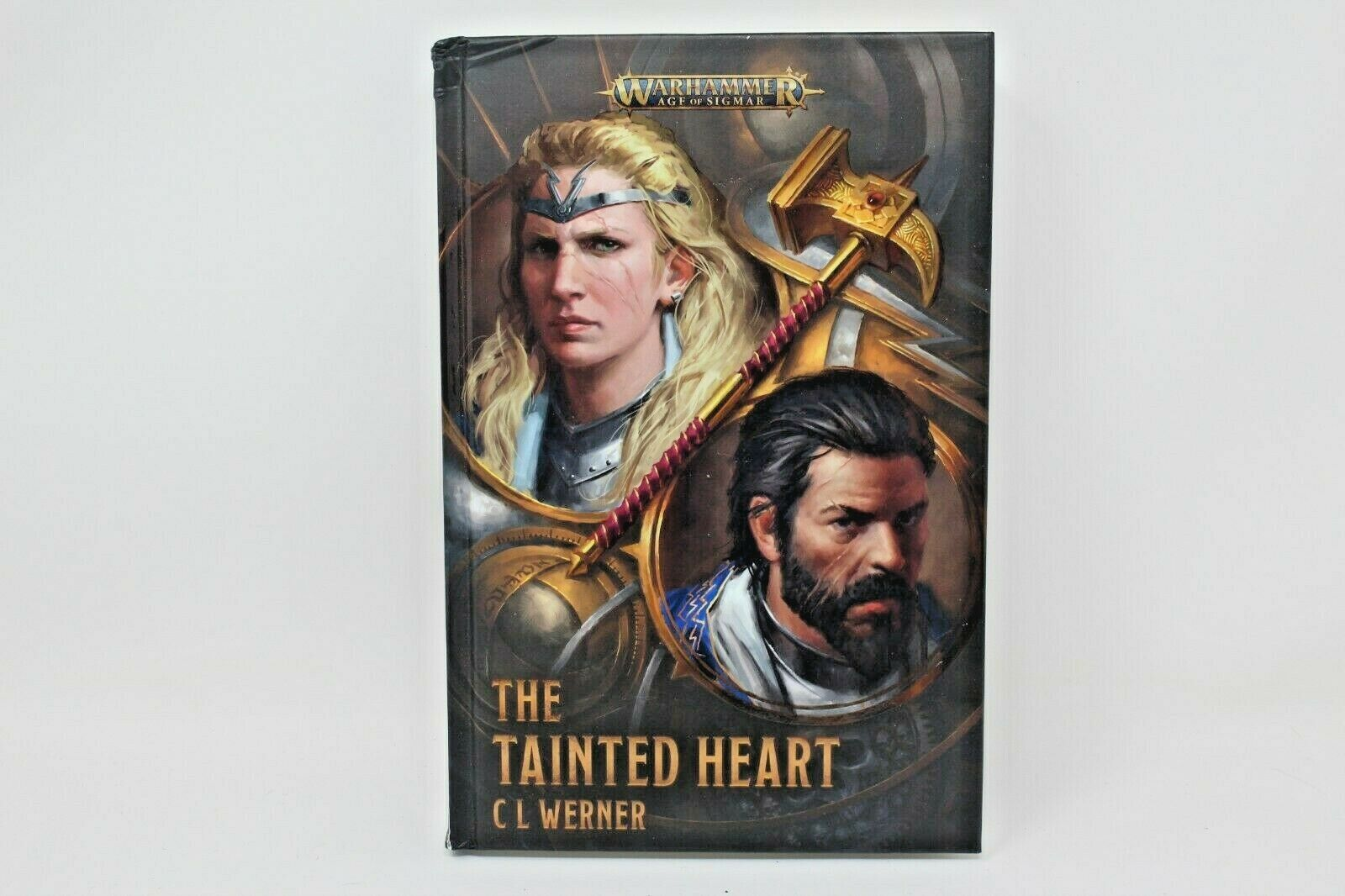 Warhammer Novel The Tainted Heart Hard Cover
