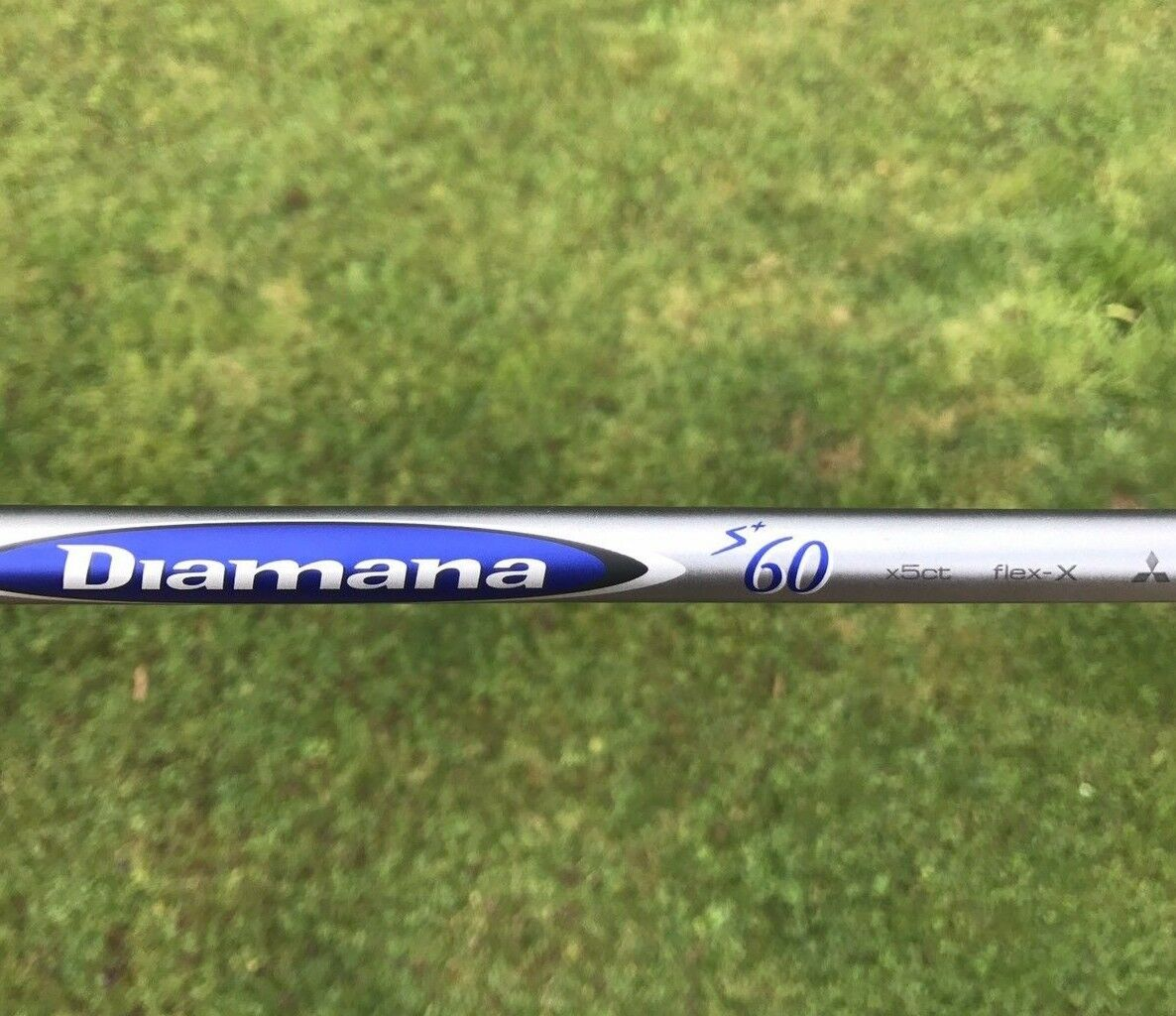 DIAMANA 60 X5CT X STIFF DRIVER Shaft + Adaptor TITLEIST 910  913   915   917 Tip