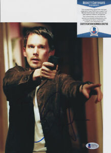 Ethan-Hawke-Training-Day-Signed-Autograph-8x10-Photo-Beckett-BAS-COA-1