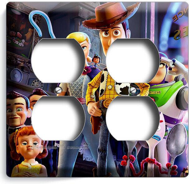 Single Rocker Light switch Toy Story