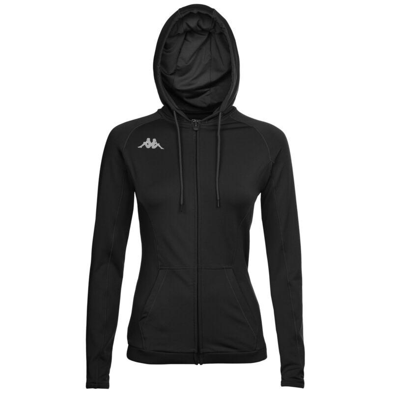 Kappa Kombat Training Fleece Quick Dry Activewear Hoodie Jacket Size Xs Quality And Quantity Assured