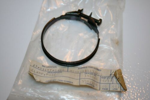 NOS Yamaha MOTORCYCLE INTAKE clamp 198788 BW350 AIR FILTER 9046056132