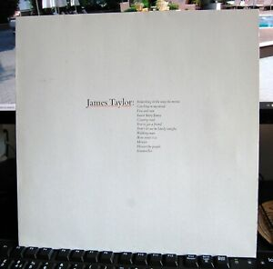 JAMES-TAYLOR-034-GREATEST-HITS-034-WARNER-BROS-UK-LP-EX-COND