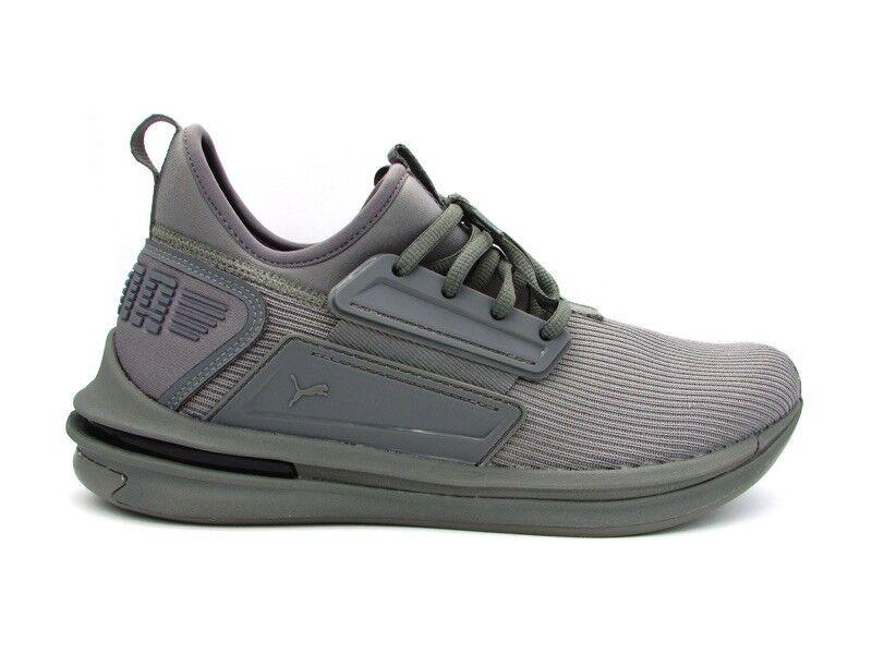Puma Ignite ilimitadas Sr Sneakers Grigio 190482-04 nuevos zapatos para limitado hombres y mujeres, el limitado para tiempo de descuento fa5149