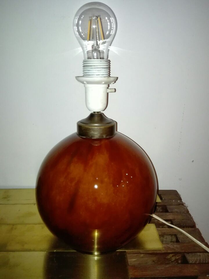 Anden bordlampe, Vintage