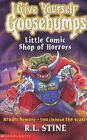 Little Comic Shop of Horrors by R. L. Stine (Paperback, 2000)