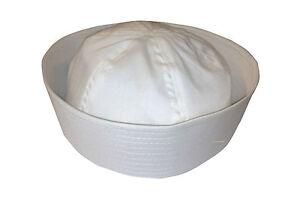Men-039-s-White-Sailor-Hat