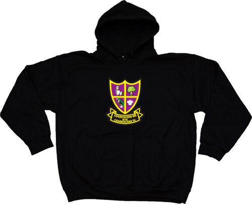 Alan Partridge Blazer Badge Logo Sweat à capuche sweat à capuche toutes les tailles # Noir