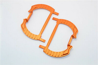 New RC 1:7 Aluminum Alloy 4mm Thickened Bottom Plate for Traxxas XO-1