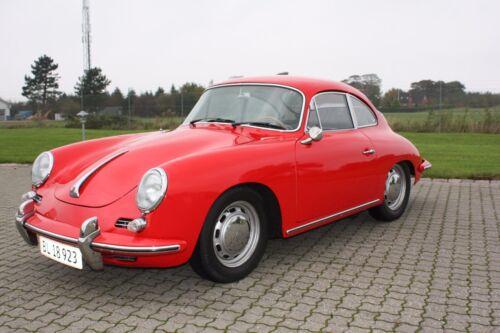 Porsche 356 SC Coupé