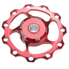 3X week eight Aluminium Mountain Bike Jockey Wheel Rear Derailleur Pulley 1 G9D3